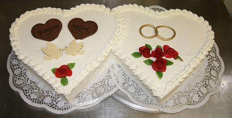 Hochzeitstorten Blank S Backstube Backerei Konditorei Stehcafe